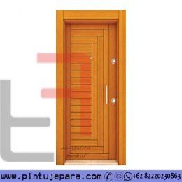 Kusen Pintu Minimalis Jati Jepara 1 Daun PJ-659